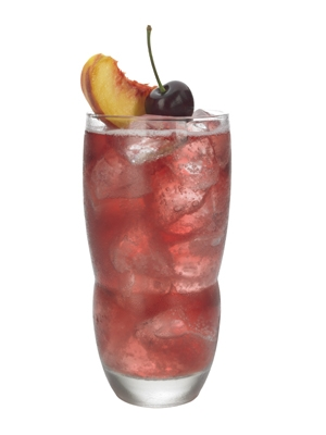 Hand-Crafted Summer Fruit Soda