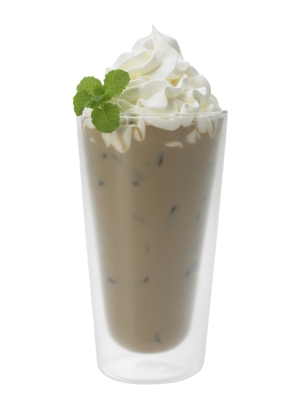 Monin Mint Creme Iced Coffee Recipe