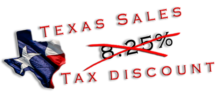 TX Sales Tax  Disc
