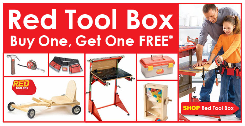 All Red Toolbox Buy One Get One Free