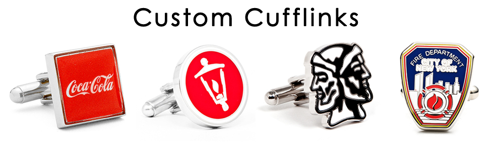 Cufflinks.com - Design Custom Cufflinks