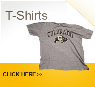Colorado Buffaloes Colorado Buffaloes T-Shirts