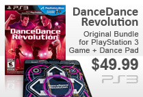 Dance Dance Revolution PS3 Game