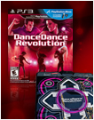 PS3 DanceDanceRevolution Game