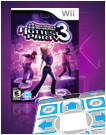 Wii Dance Dance Revolution Hottest Party 3