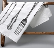 Kitchen Towels and Aprons