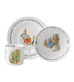 Peter Rabbit Beatrix Potter Wedgwood Dishes