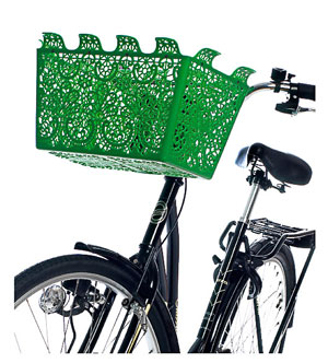 Carrie Bike Basket