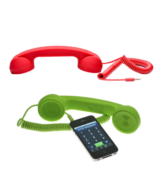 telephone handset
