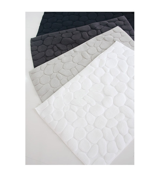 decorative bath towels bath mat white