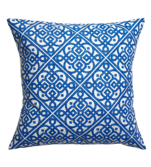 Large Blue Decorative Pillows : Large Throw Pillows. Extra Large Throw Pillows. Large Decorative Throw Pillows. Unique Large ...