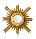 Decorative Wall Mirrors Sun King