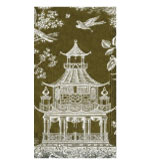 Guest Towels Pagoda Gold 30 Count