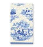 Guest Towels Barnyard Toile 30 Count