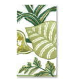 Guest Towels Florida Green 30 Count
