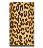 Paper Hand Towels Leopard 30 Pc