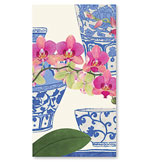 Paper Hand Towels Orchid 30 Pc