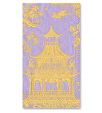 Decorative Towels Pagoda Lavender 2 paks