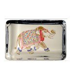 Desk Decor Paperweight Elephant