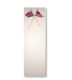 Desk Decor Union Jack Bookmark
