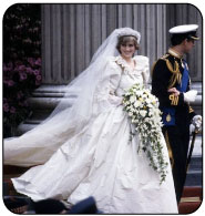 Diana's Royal Wedding