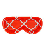 Eyeglass Holder Trellis Coral
