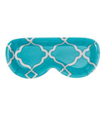 Eyeglass Holder Trellis Turquoise