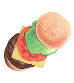 Fun Coasters Burgers set 6