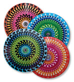 Fun Coasters Circles set4
