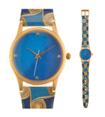 Fun Watches Egyptian Spiral