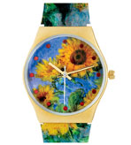 Fun Watches Sunflower
