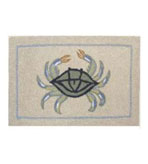 2x3 Crab Indoor Outdoor Rug