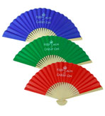 Keep Calm and Carry On Paper Hand Fans