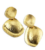 Kenneth Jay Lane Earrings Clip On