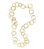 KJL Necklace Gold Chain 18""