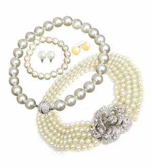 Kenneth Jay Lane Pearls