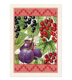 Kitchen Tea Towels Currant