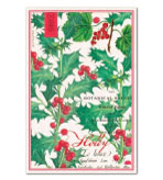 Kitchen Tea Towels Holly