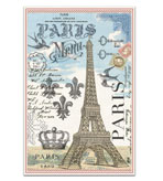Kitchen Tea Towels Paris