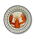 Lobster Charger Plate