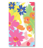 Long Matches Floral Splash Set of 3