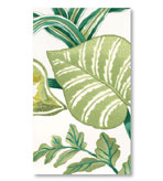 Long Matches Florida Green Leaves Set of 3