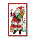 Long Matches Santa Set of 3