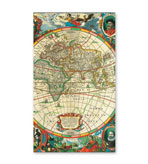 Long Matches World Map Set of 3