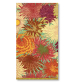 Paper Hand Towels Floral Print 30 Pc