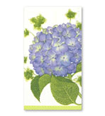 Decorative Towels Hydrangea 30 Count