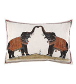 Elephant Pillow by John Robshaw