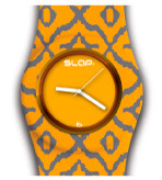 Plastic Watches Yellow