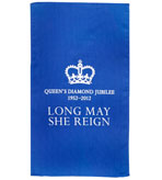 Queens Jubilee Tea Towels