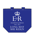 Queens Jubilee Tote Purple